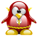 Flash Penguin