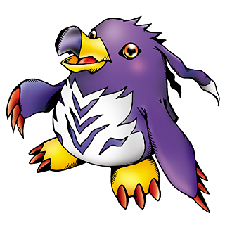 Digimon Penguinmon