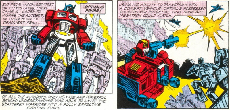 Original Optimus Prime